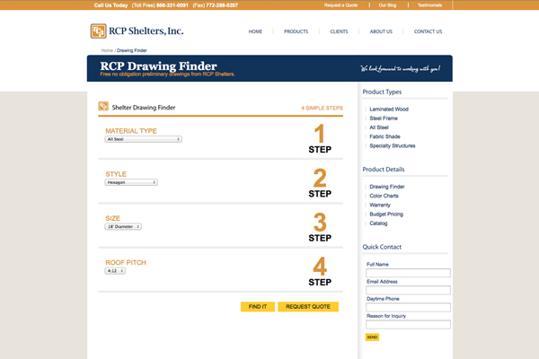 rcpshelters.com